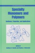 Cover for Specialty Monomers and Polymers