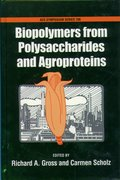 Cover for Biopolymers from Polysaccharides and Agroproteins