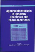 Cover for Applied Biocatalysis in Specialty Chemicals and Pharmaceuticals