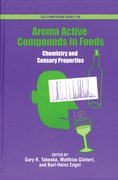 Cover for Aroma Active Compounds in Foods