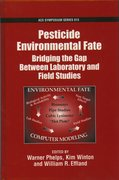 Cover for Pesticide Environmental Fate