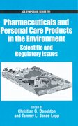 Cover for Pharmaceuticals and Personal Care Products in the Environment