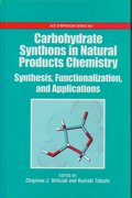 Cover for Carbohydrate Synthons in Natural Products Chemistry