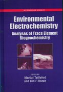 Cover for Environmental Electrochemistry