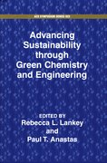 Cover for Advancing Sustainability through Green Chemistry and Engineering
