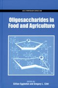 Cover for Oligosaccharides in Food and Agriculture
