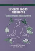 Cover for Oriental Foods and Herbs