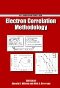 Cover for Electron Correlation Methodology