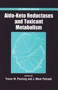 Cover for Aldo-Keto Reductases and Toxicant Metabolism