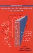 Cover for Activation and Functionalization of C-H Bonds