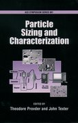Cover for Particle Sizing and Characterization