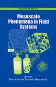 Cover for Mesoscale Phenomena in Fluid Systems