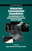 Cover for Subsurface Contamination Remediation