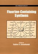 Cover for Fluorine-Containing Synthons