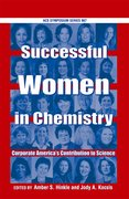 Cover for Successful Women in Chemistry