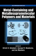 Cover for Metal-Containing and Metallo-supramolecular Polymers and Materials