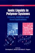 Cover for Ionic Liquids in Polymer Systems