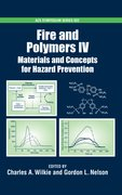 Cover for Fire and Polymers IV