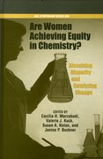 Cover for Are Women Achieving Equity in Chemistry?