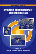 Cover for Synthesis and Chemistry of Agrochemicals Series VII