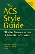 Cover for The ACS Style Guide