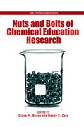 Cover for Nuts and Bolts of Chemical Education Research