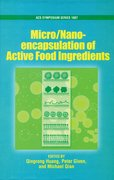 Cover for Micro/Nano Encapsulation of Active Food Ingredients