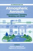 Cover for Atmospheric Aerosols