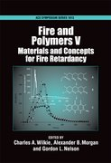 Cover for Fire and Polymers V