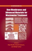 Cover for New Membranes and Advanced Materials for Wastewater Treatment