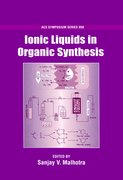 Cover for Ionic Liquids in Organic Synthesis