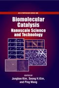 Cover for Biomolecular Catalysis