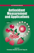 Cover for Antioxidant Measurement and Applications