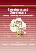 Cover for Sweetness and Sweeteners