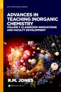 Cover for Advances in Teaching Inorganic Chemistry, Volume 1