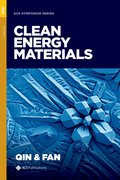 Cover for Clean Energy Materials
