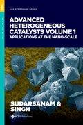 Cover for Advanced Heterogeneous Catalysts, Volume 1
