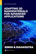 Cover for Adapting 2D Nanomaterials for Advanced Applications