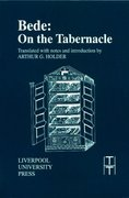 Cover for Bede: On the Tabernacle