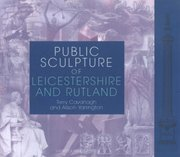 Cover for Public Sculpture of Leicestershire and Rutland