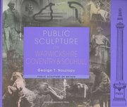 Cover for Public Sculpture of Warwickshire, Coventry and Solihull