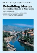 Cover for Rebuilding Mostar