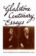 Cover for Gladstone Centenary Essays