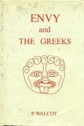 Cover for Envy and the Greeks: A Study of Human Behaviour