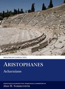 Cover for Aristophanes: Acharnians