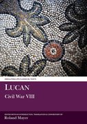 Cover for Lucan: Civil War VIII