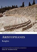 Cover for Aristophanes: Knights