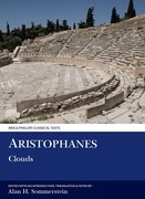Cover for Aristophanes: Clouds