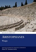 Cover for Aristophanes: Wasps