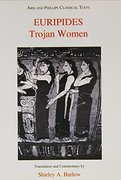 Cover for Euripides: Trojan Women